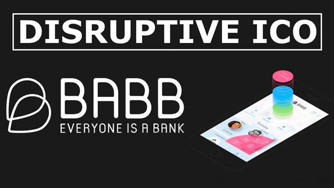 ICO проекта BABB