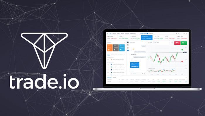 ICO проекта Trade.io