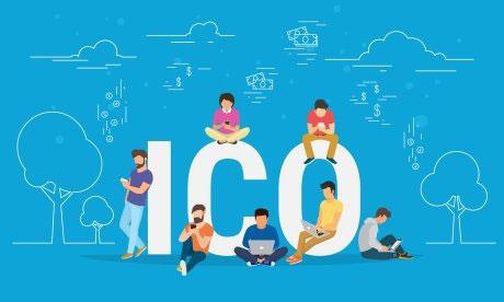 Команда разработчиков ICO проекта