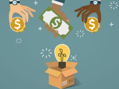 Продажа токенов ICO платформы